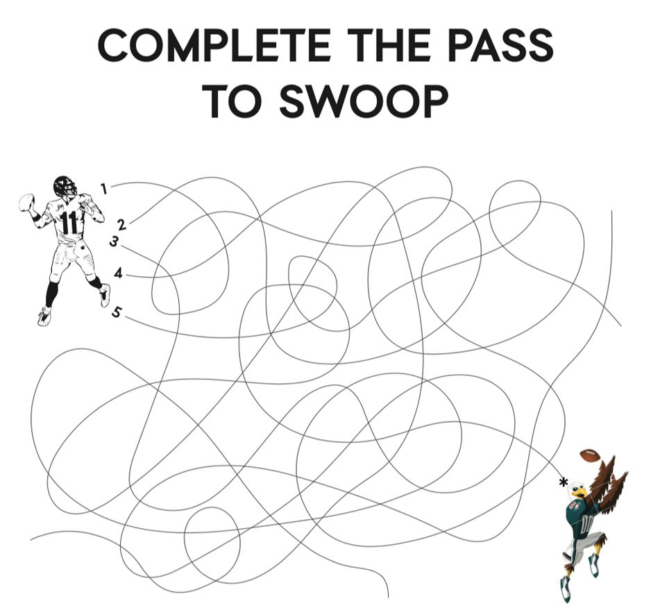 Complete The Pass