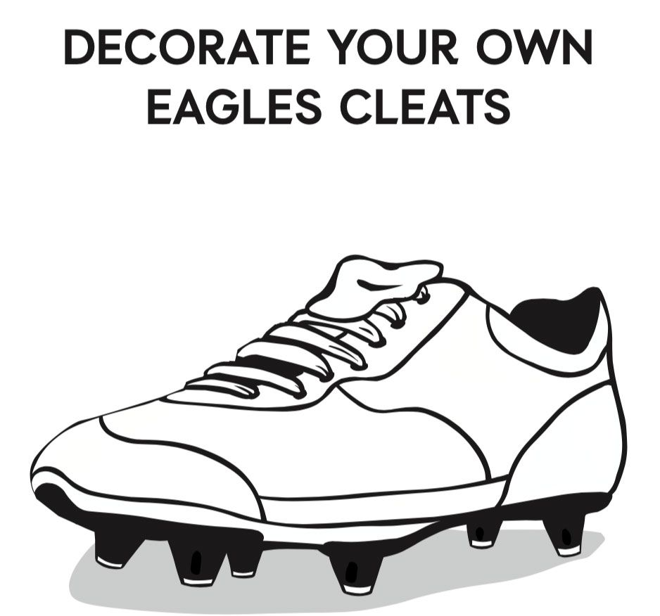 Decorate Your Cleats