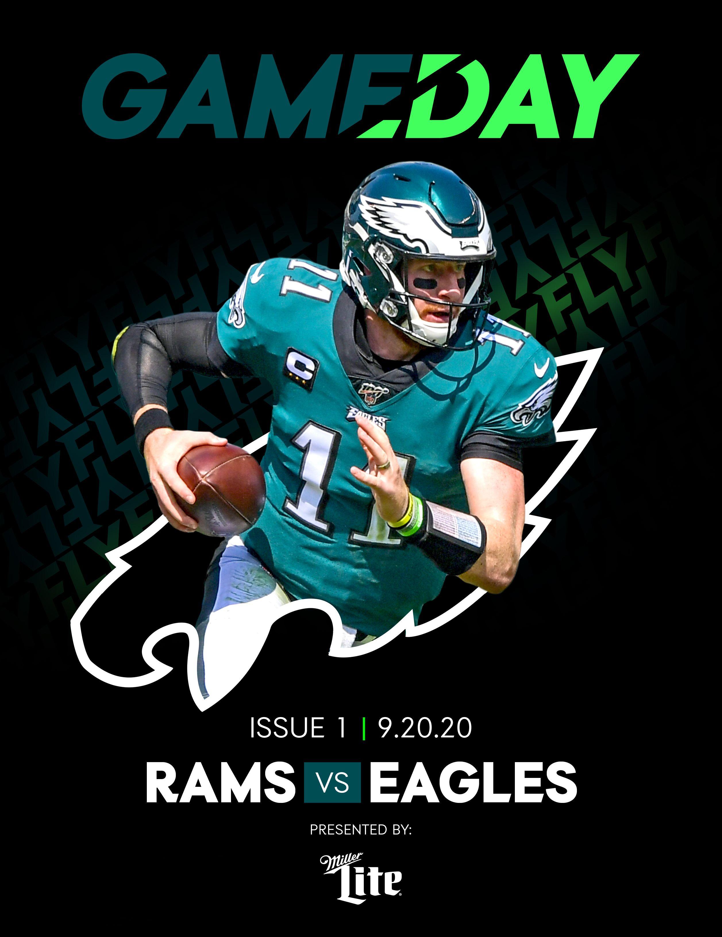 Rams vs. Eagles