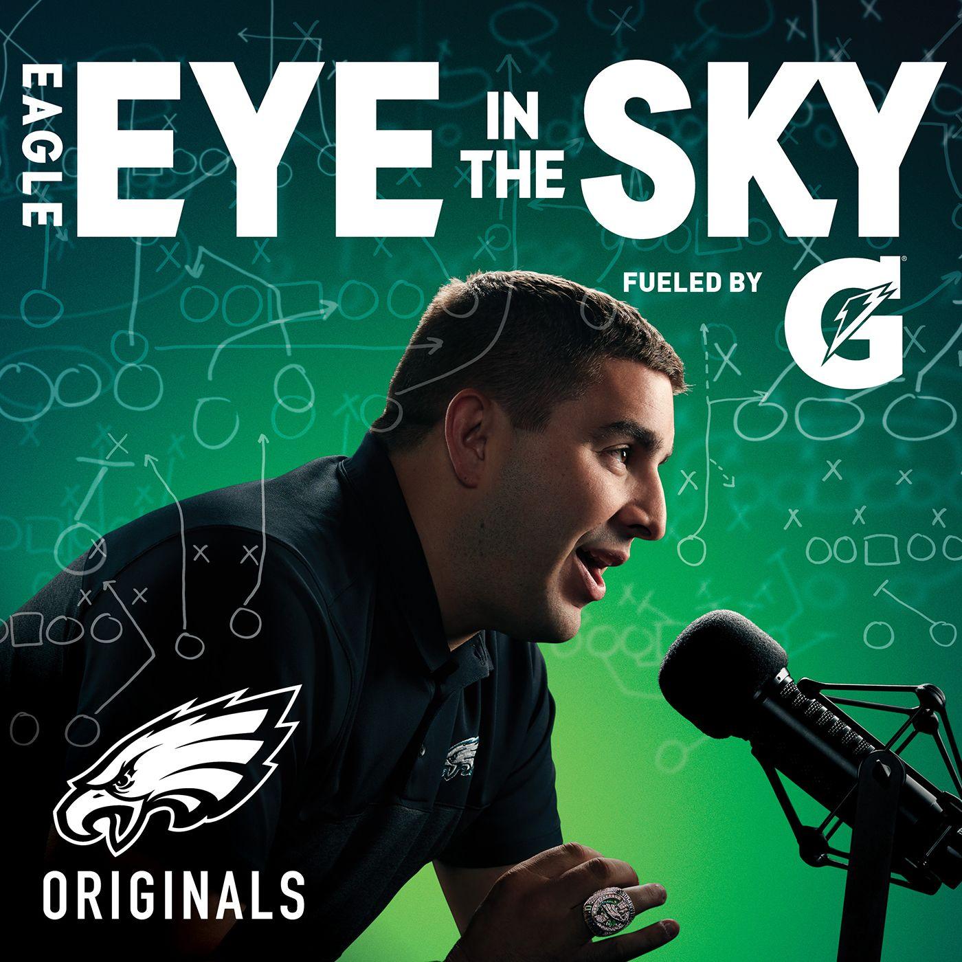 Eagle Eye In The Sky