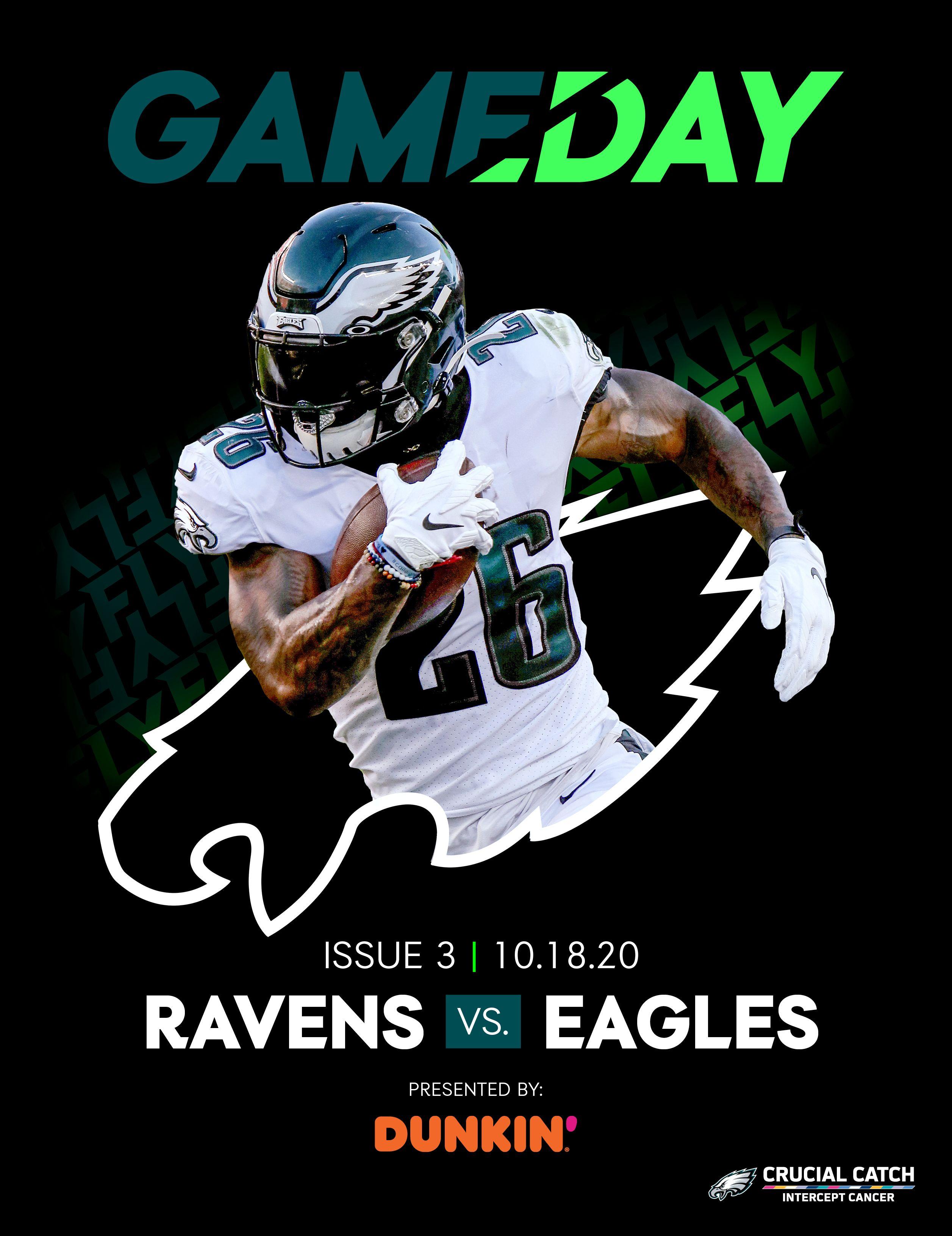 Ravens vs. Eagles