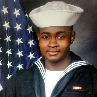 Quartermaster Seaman Apprentice Malik Thornton