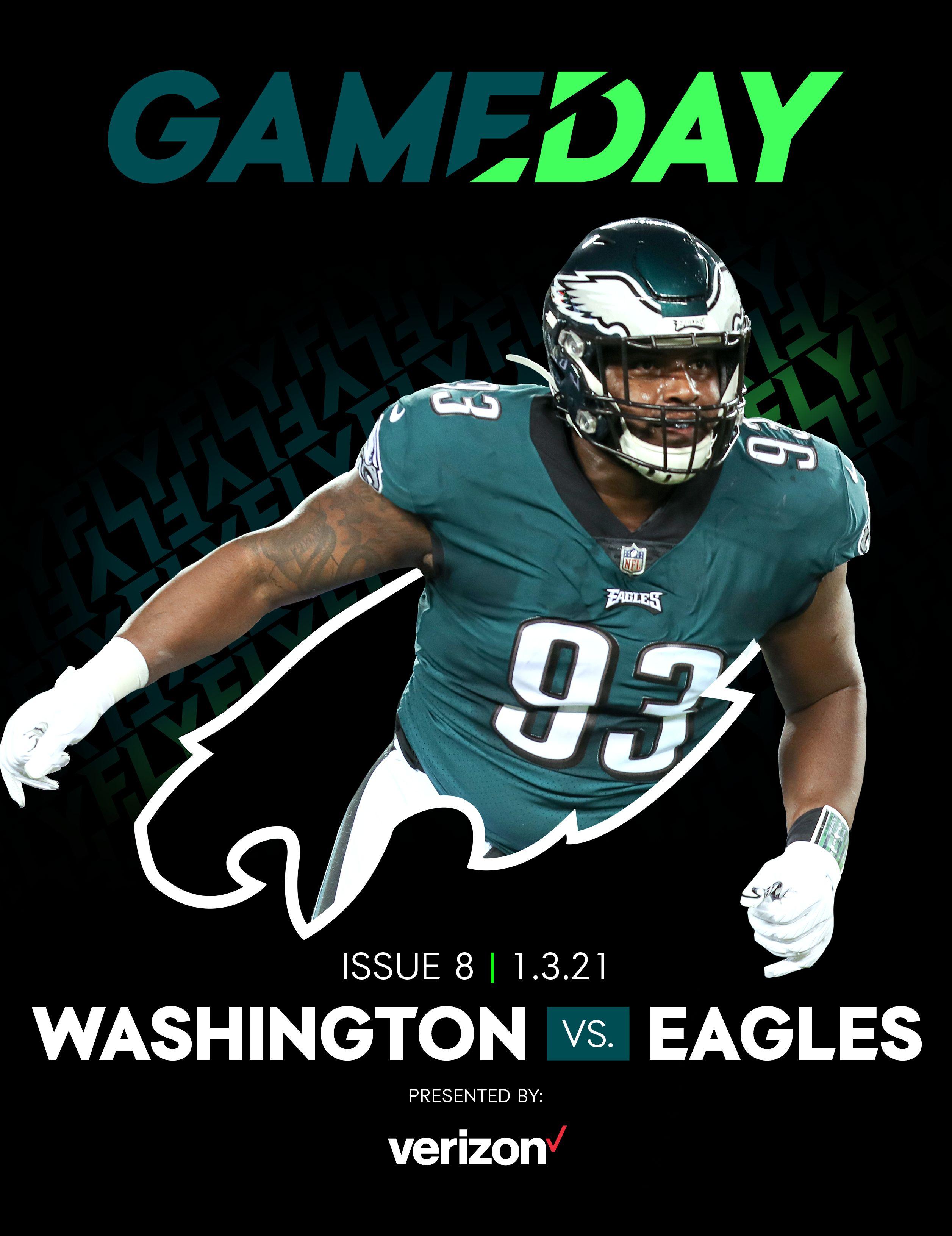 Washington vs. Eagles