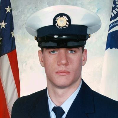 Petty Officer Michael Buckley