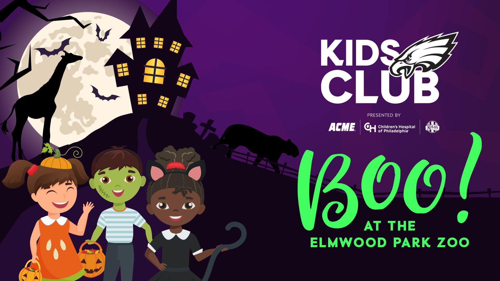 Kids Club Halloween Party