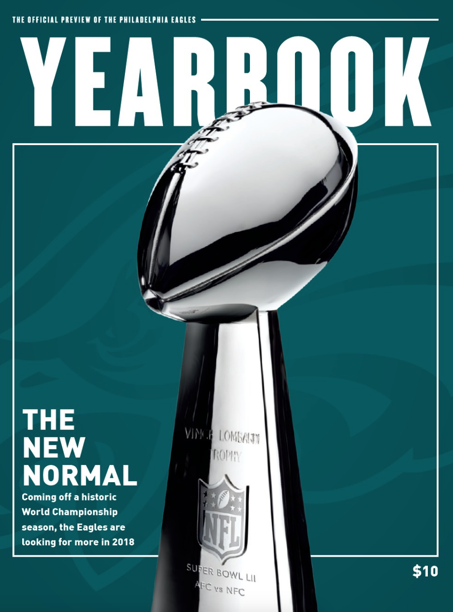 2018 OFFICIAL YEARBOOK