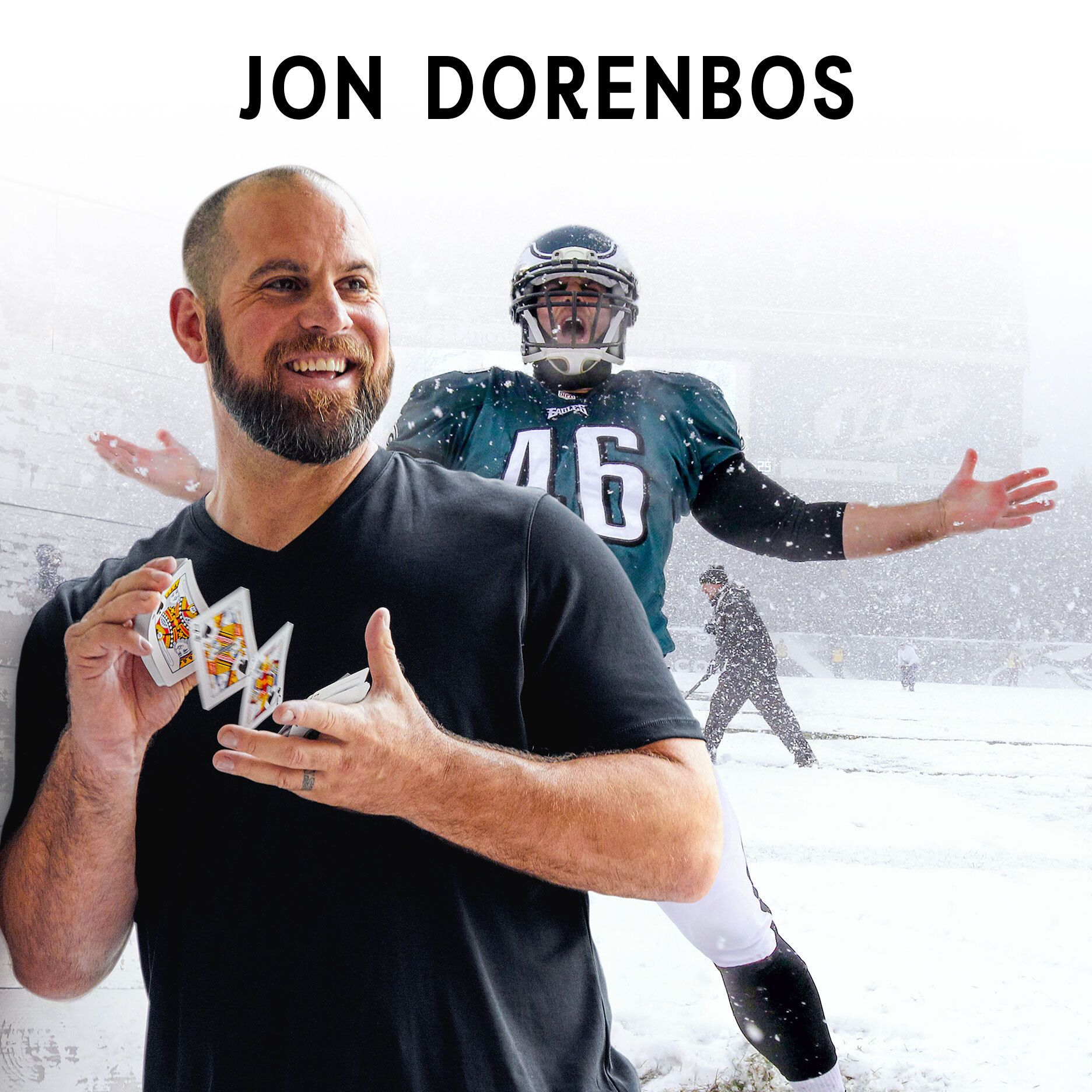 Life can change in a snap: The Jon Dorenbos story
