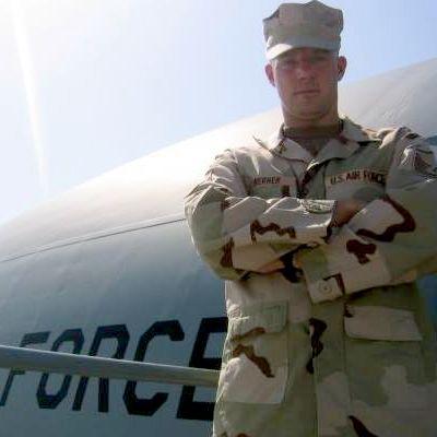 Senior Master Sergeant Leonard F. Werner III