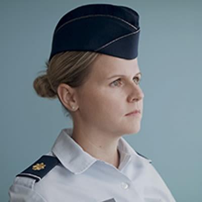 U.S.A.F. Major Dr. Erin McGrath