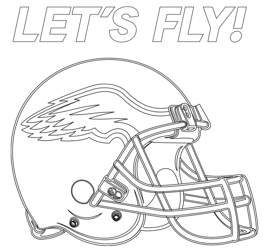 Let's Fly Coloring Page