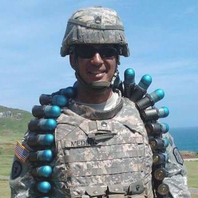 Staff Sergeant Herminio Medina