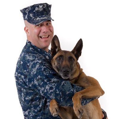 Petty Officer First Class Roberto Calabro