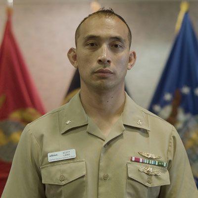 Lieutenant Commander Scott Lieng