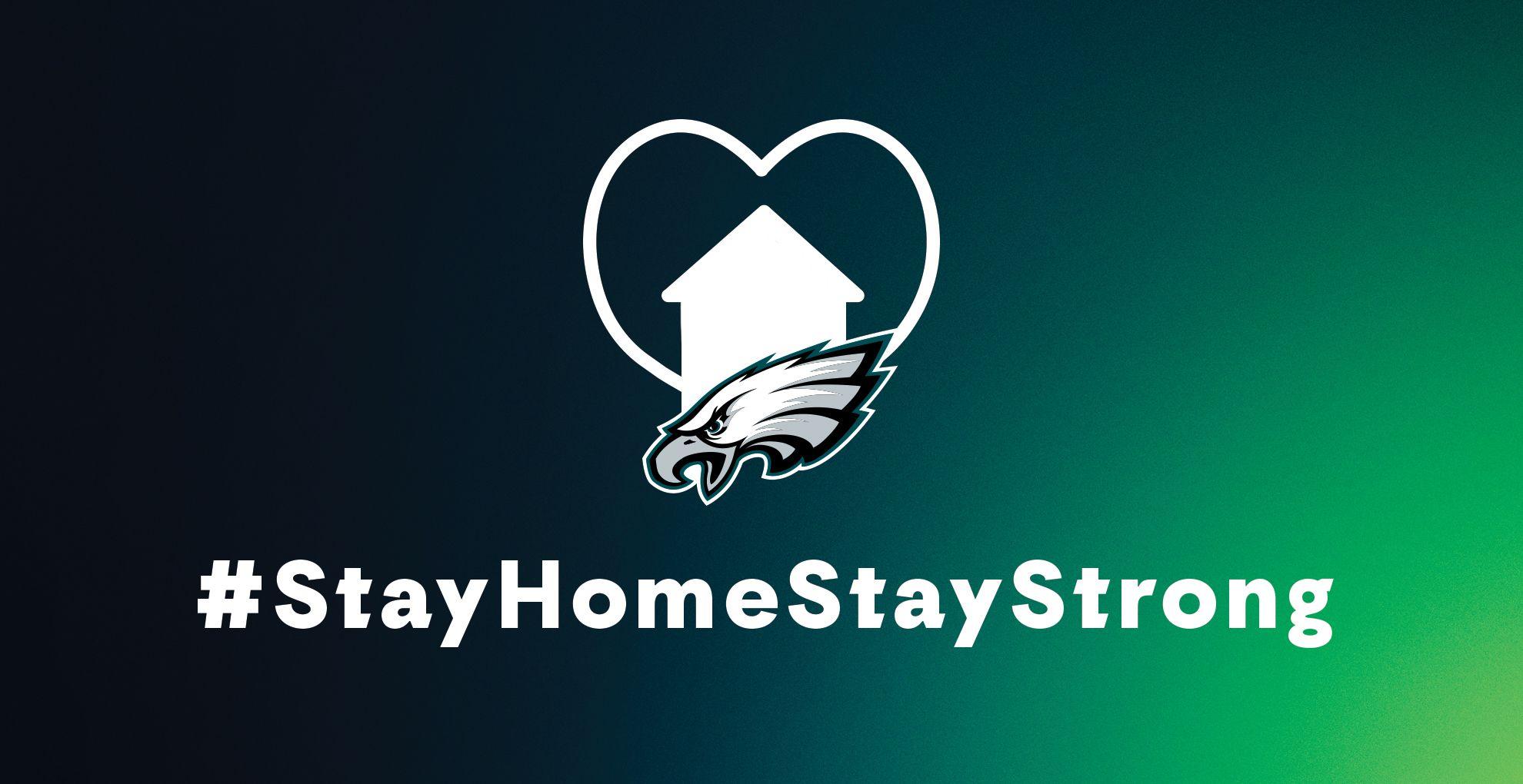 #StayHomeStayStrong