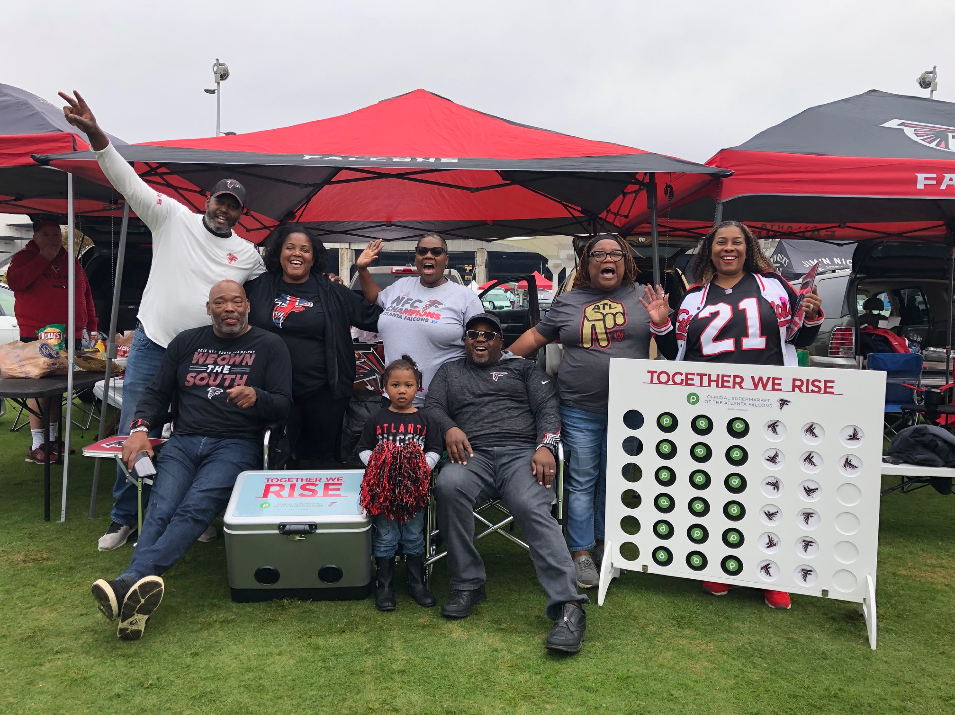 10.20.19 - Publix Tailgater of the Game: Theresa Austin-Gibbons