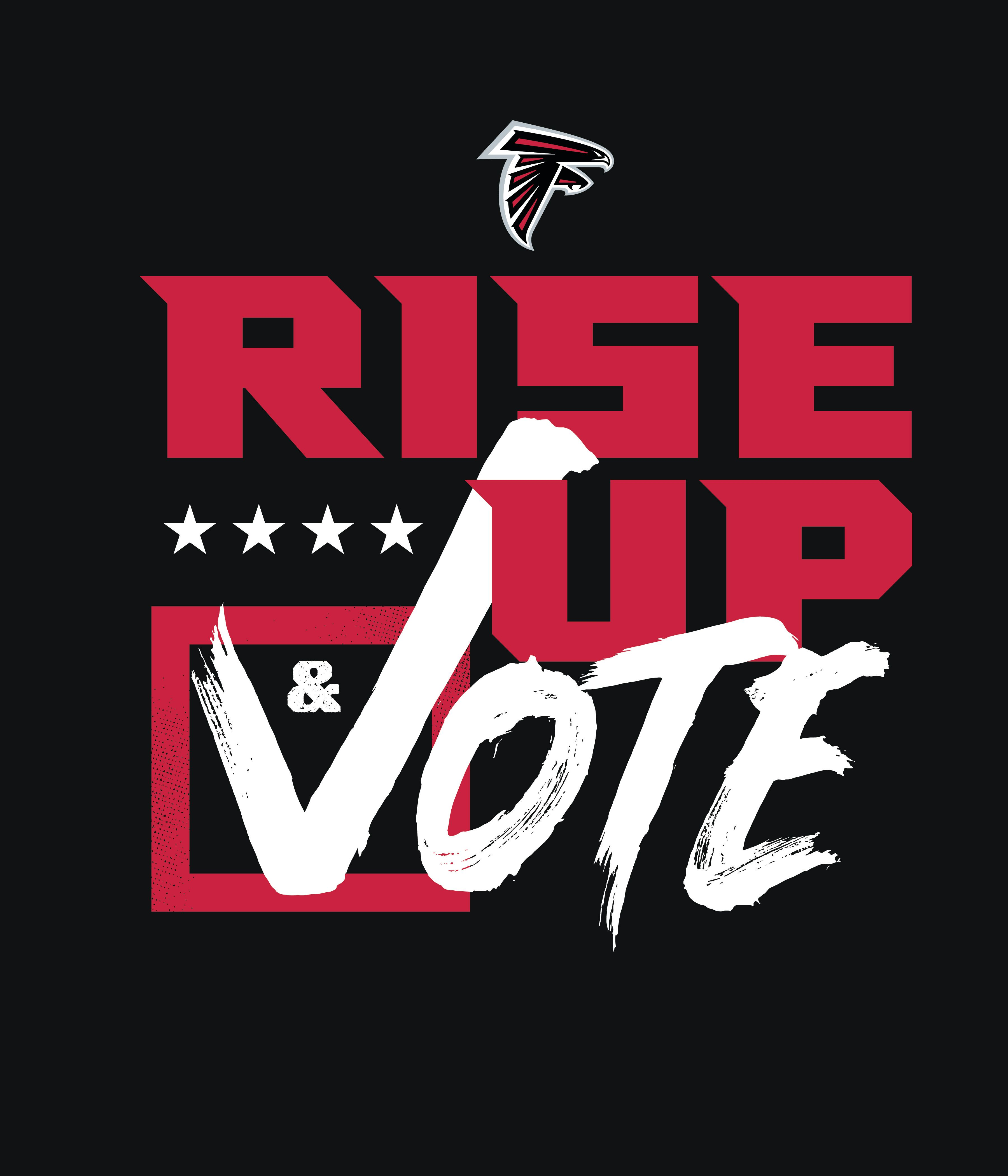 RISE UP & VOTE
