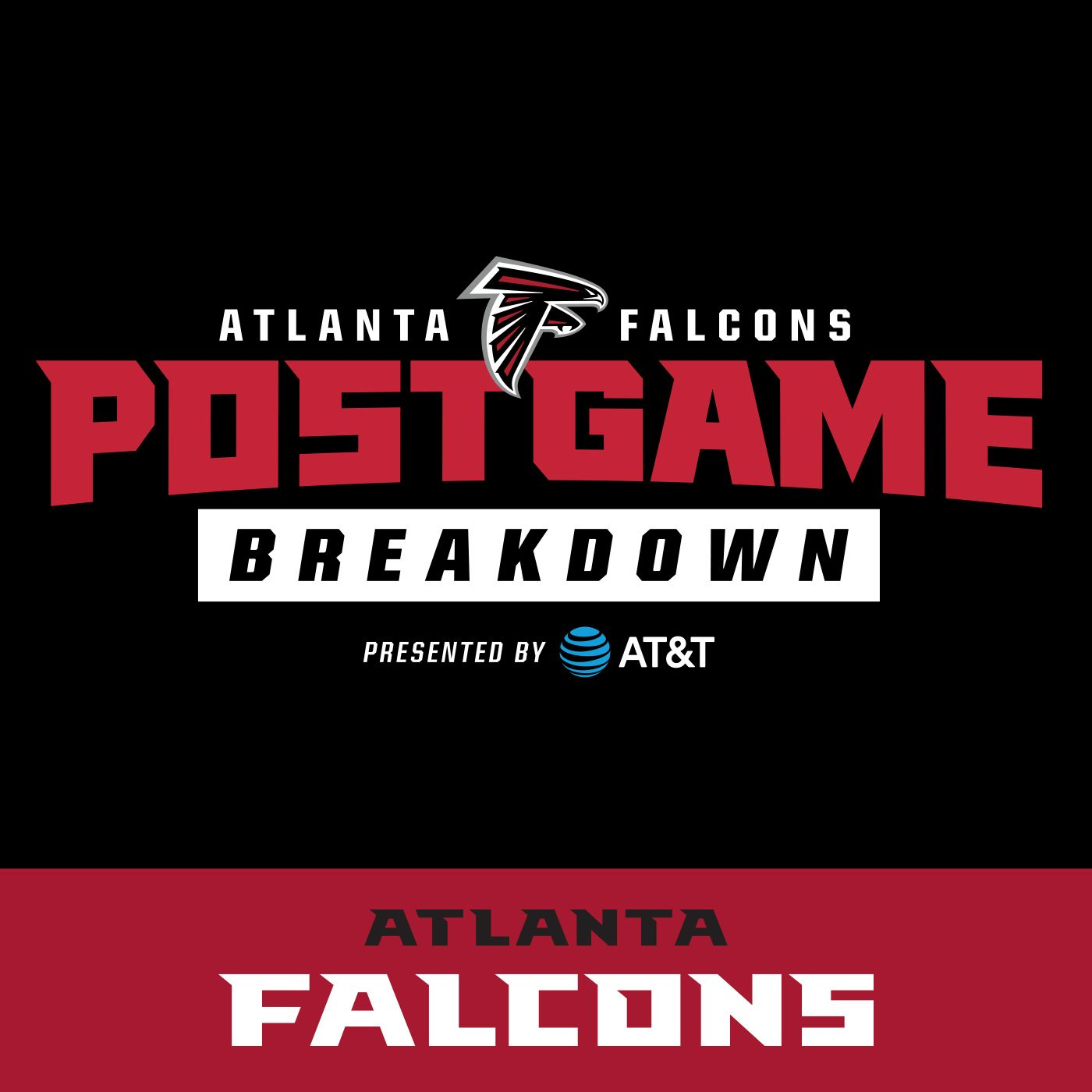 Atlanta Falcons Postgame Breakdown presented by AT&T