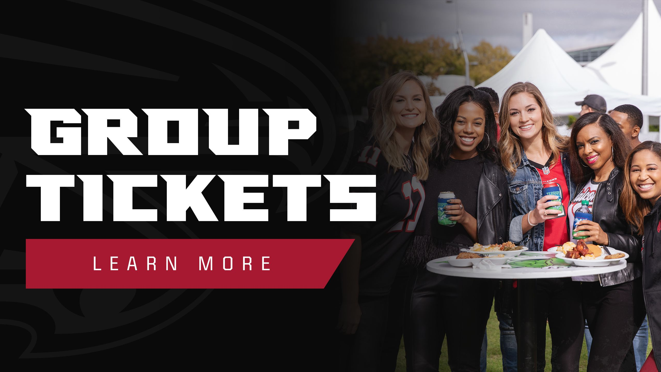 Group Tickets New Promo