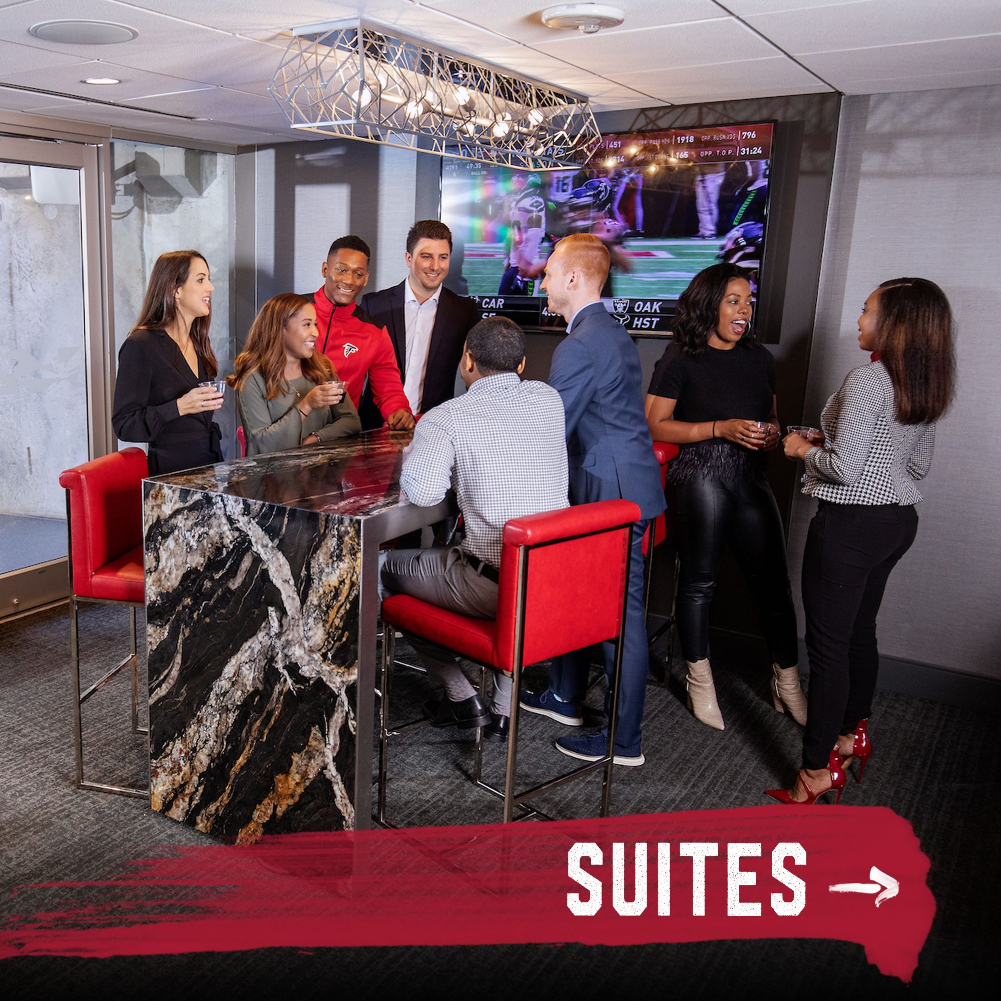 Suites Block