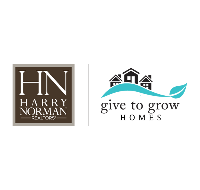 Give to Grow Homes and Harry Norman, REALTORS® Give Back to the Community