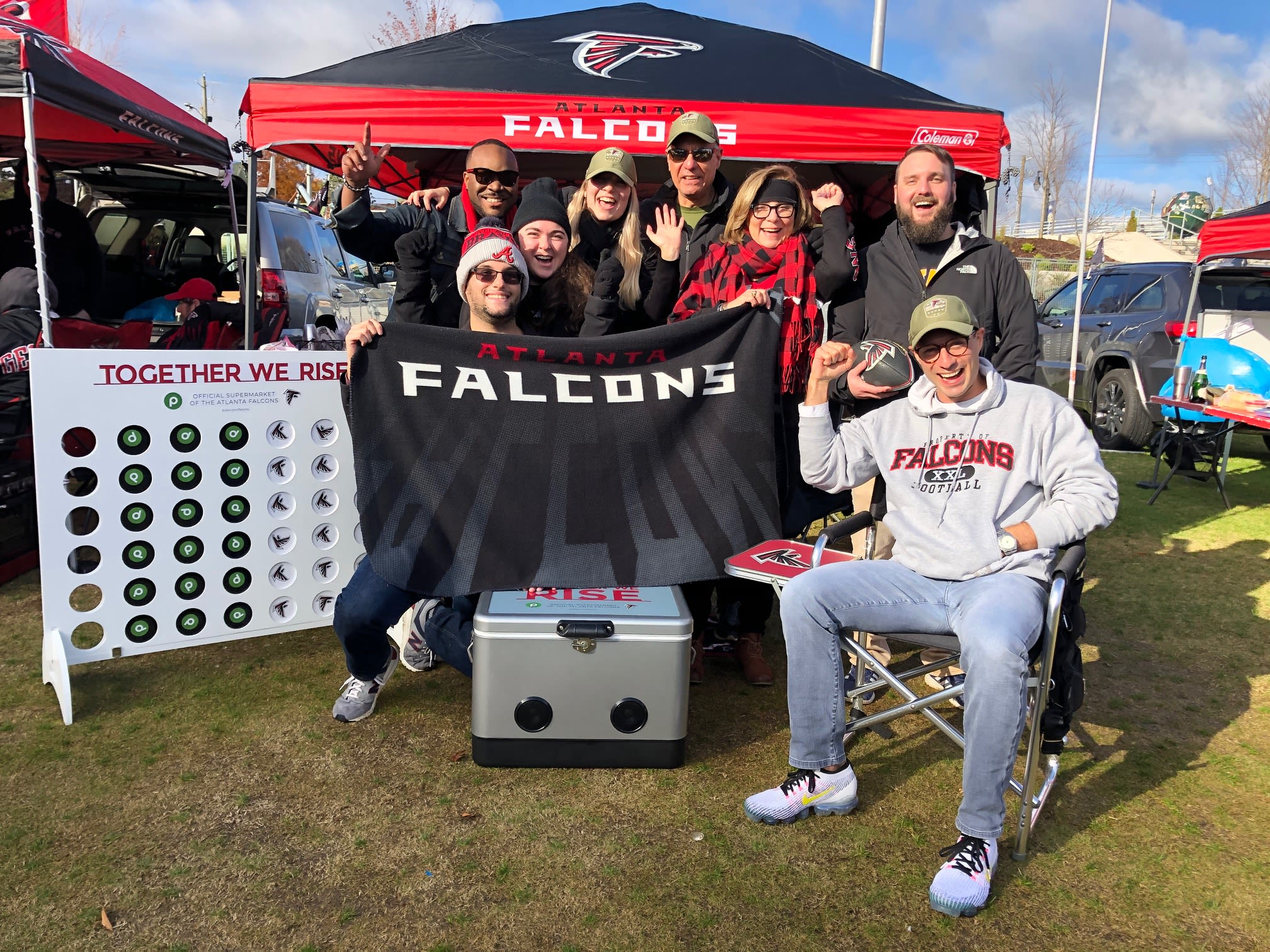11.24.19 - Publix Tailgater of the Game: Allen and Dolores Lazerson