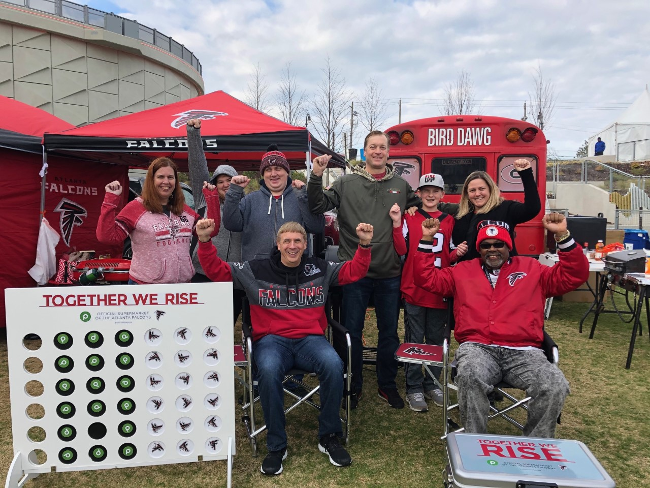 12.08.19 - Publix Tailgater of the Game: Lem Buice