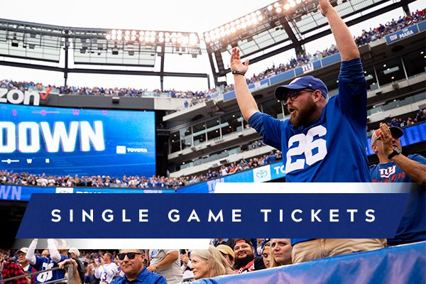Link to Single Game Tickets