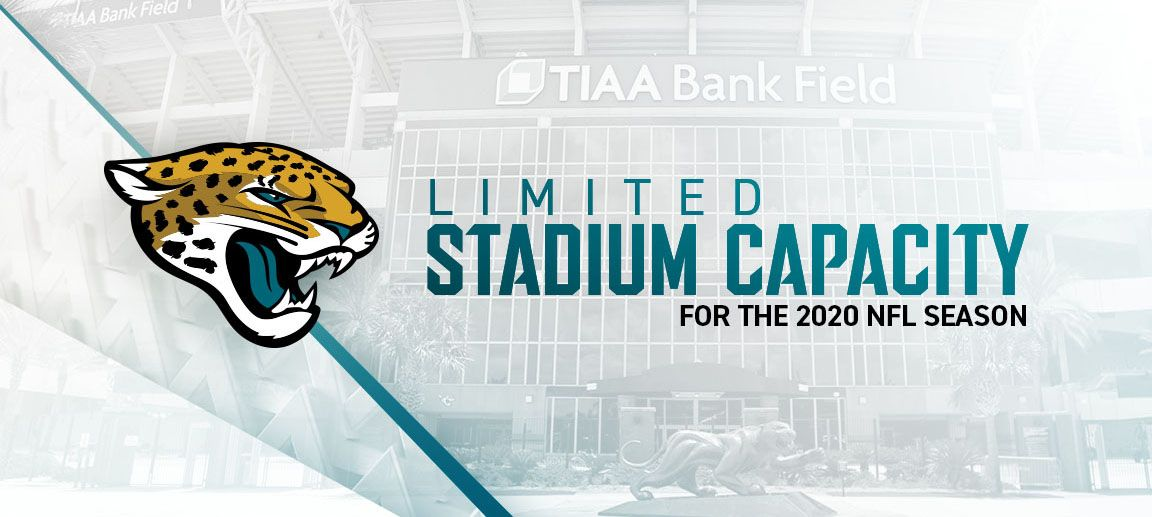 Jacksonville Jaguars Limited Capacity and Social Distancing FAQ's