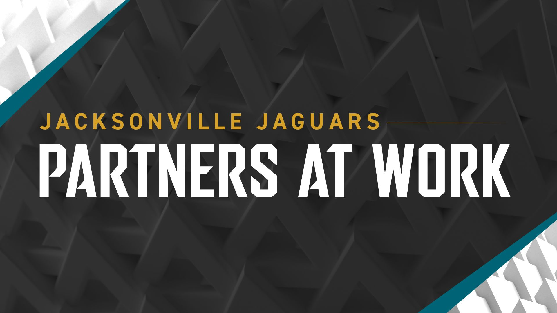 Jaguars Partners at Work