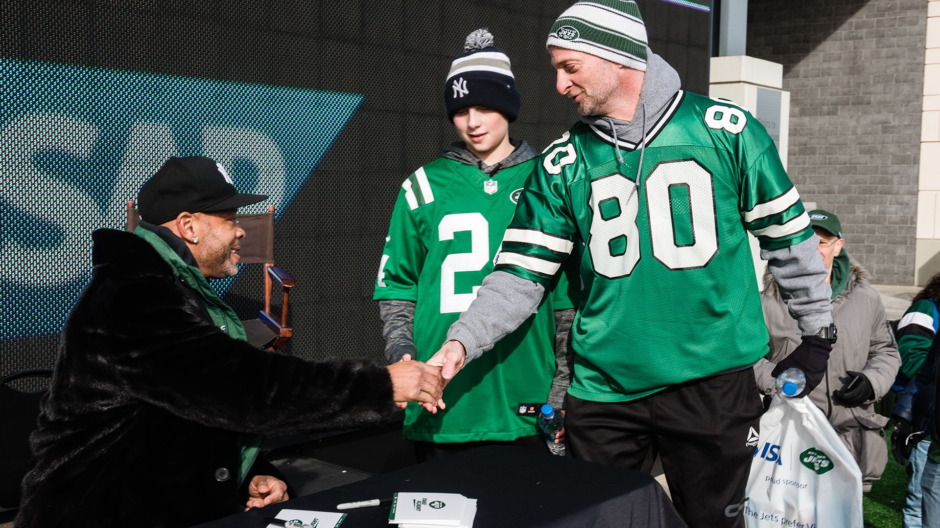 Jets Legends Appearance Schedule