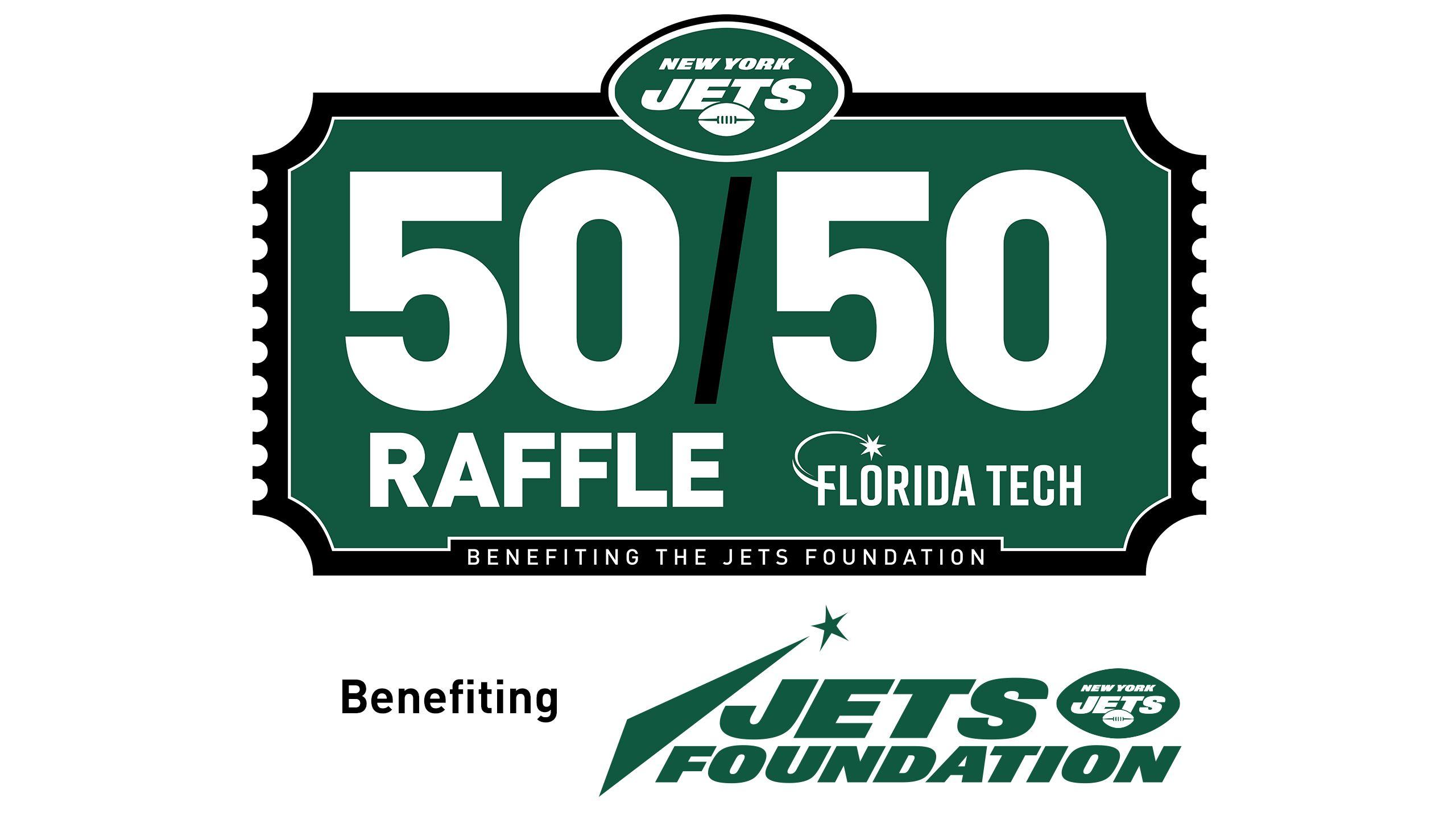 50/50 Raffle presented by Florida Tech