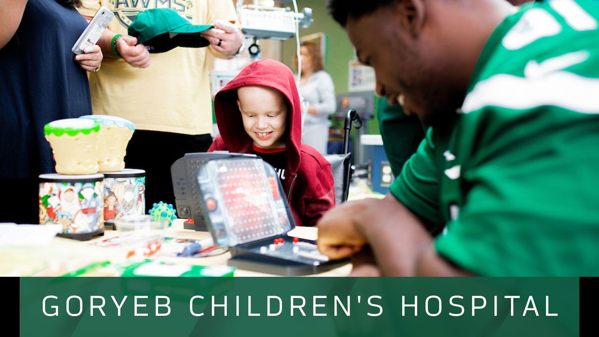 goryeb-childrens-hospital