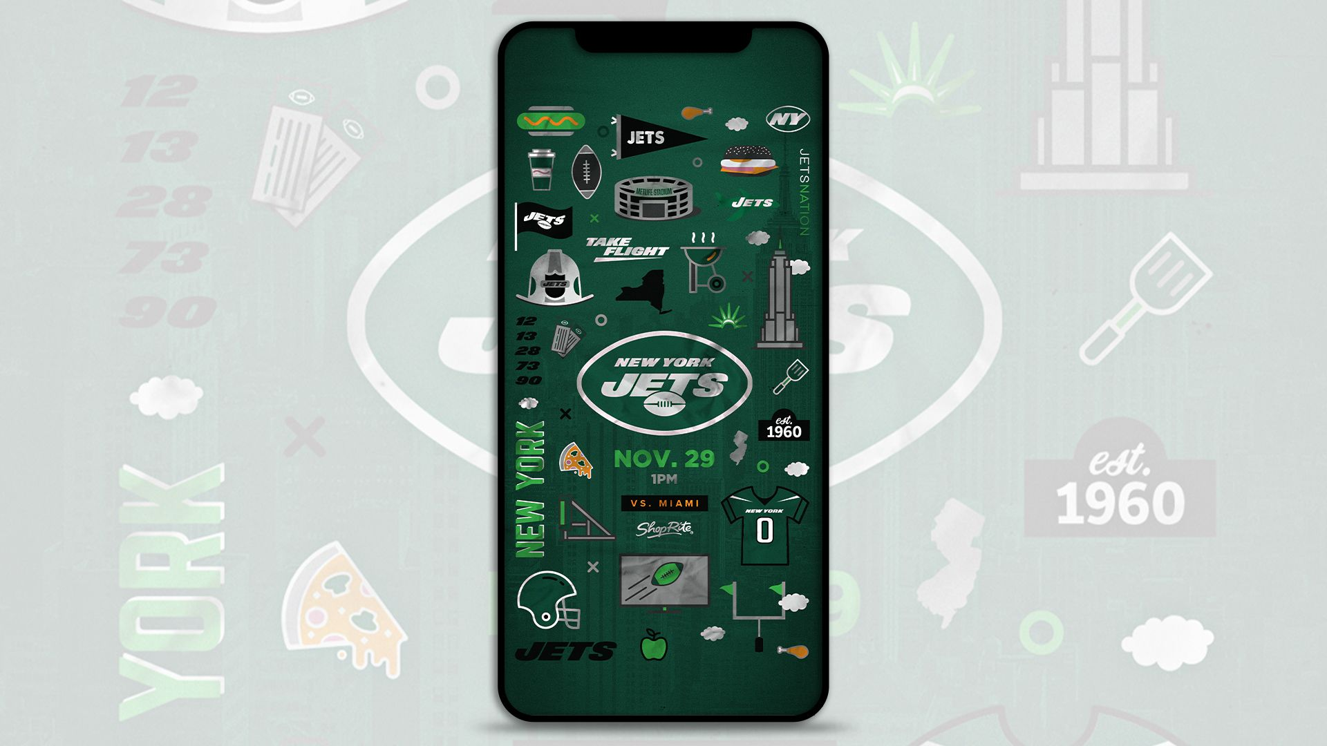 Dolphins vs. Jets | Nov. 29