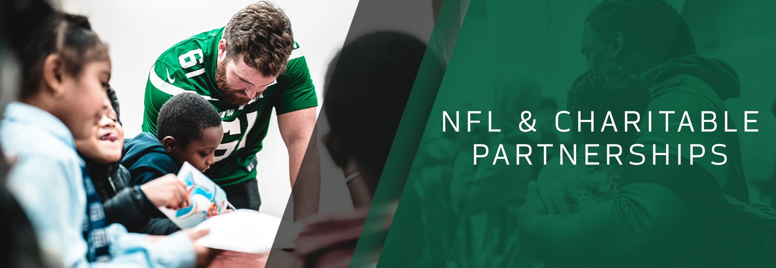 nfl charitable partners
