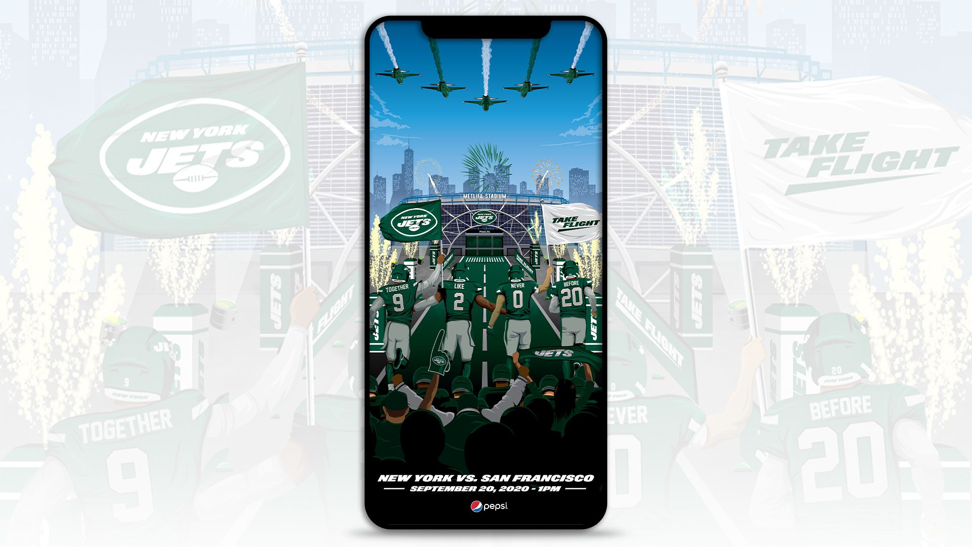 49ers vs. Jets | Sept. 20