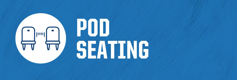 pod-seating
