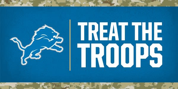 Treat the Troops 1