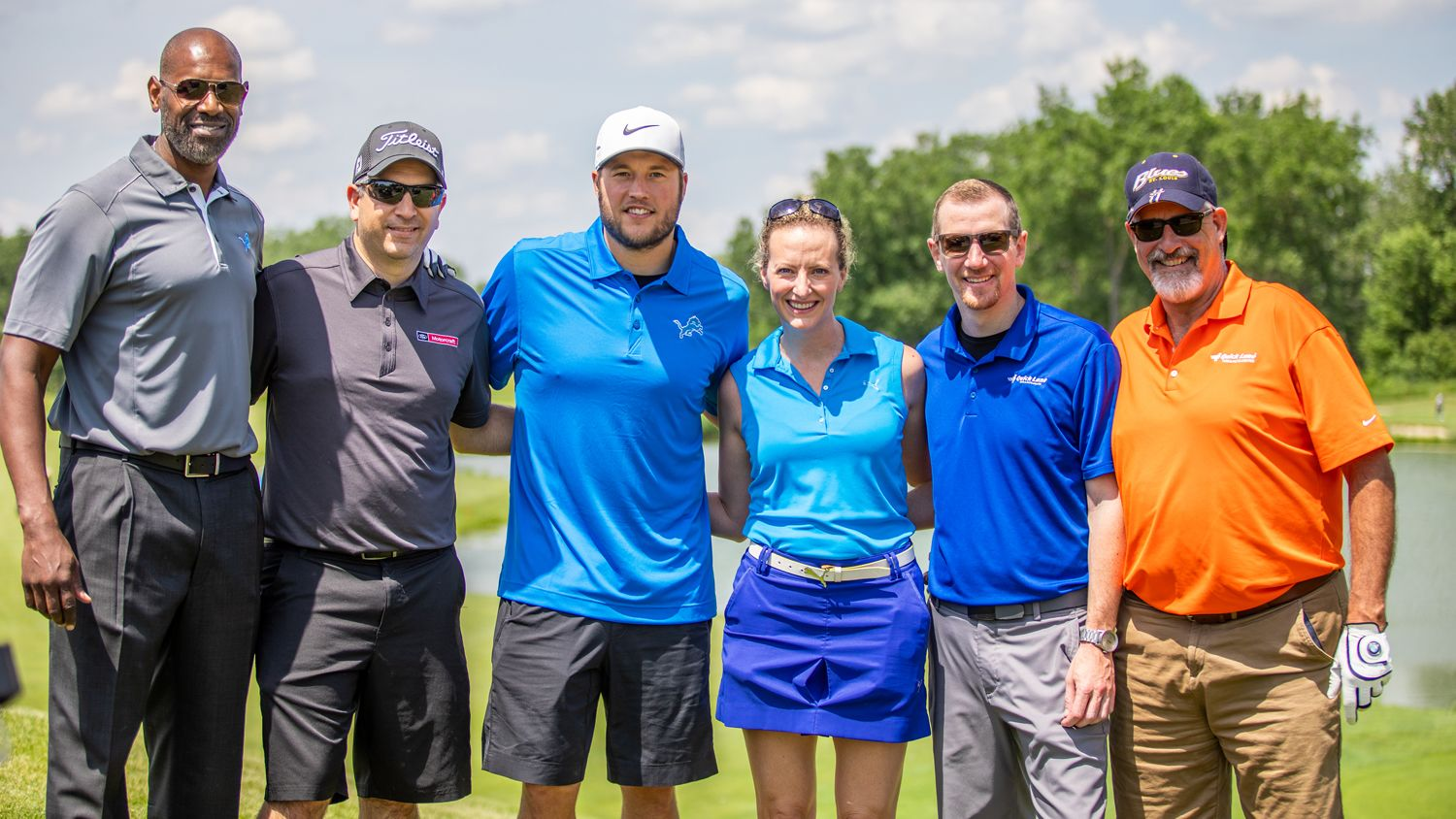 Detroit Lions Golf Outing