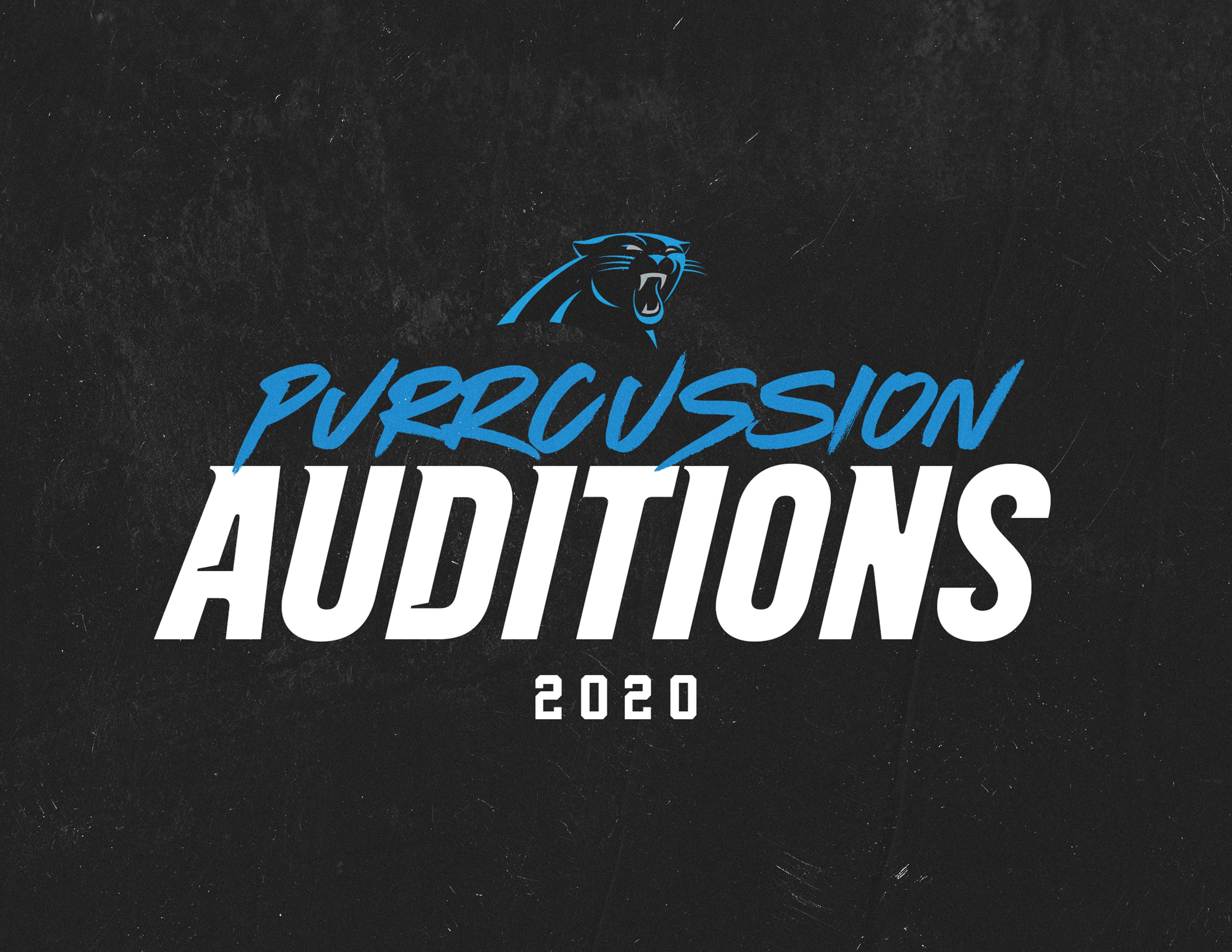Auditions 2020