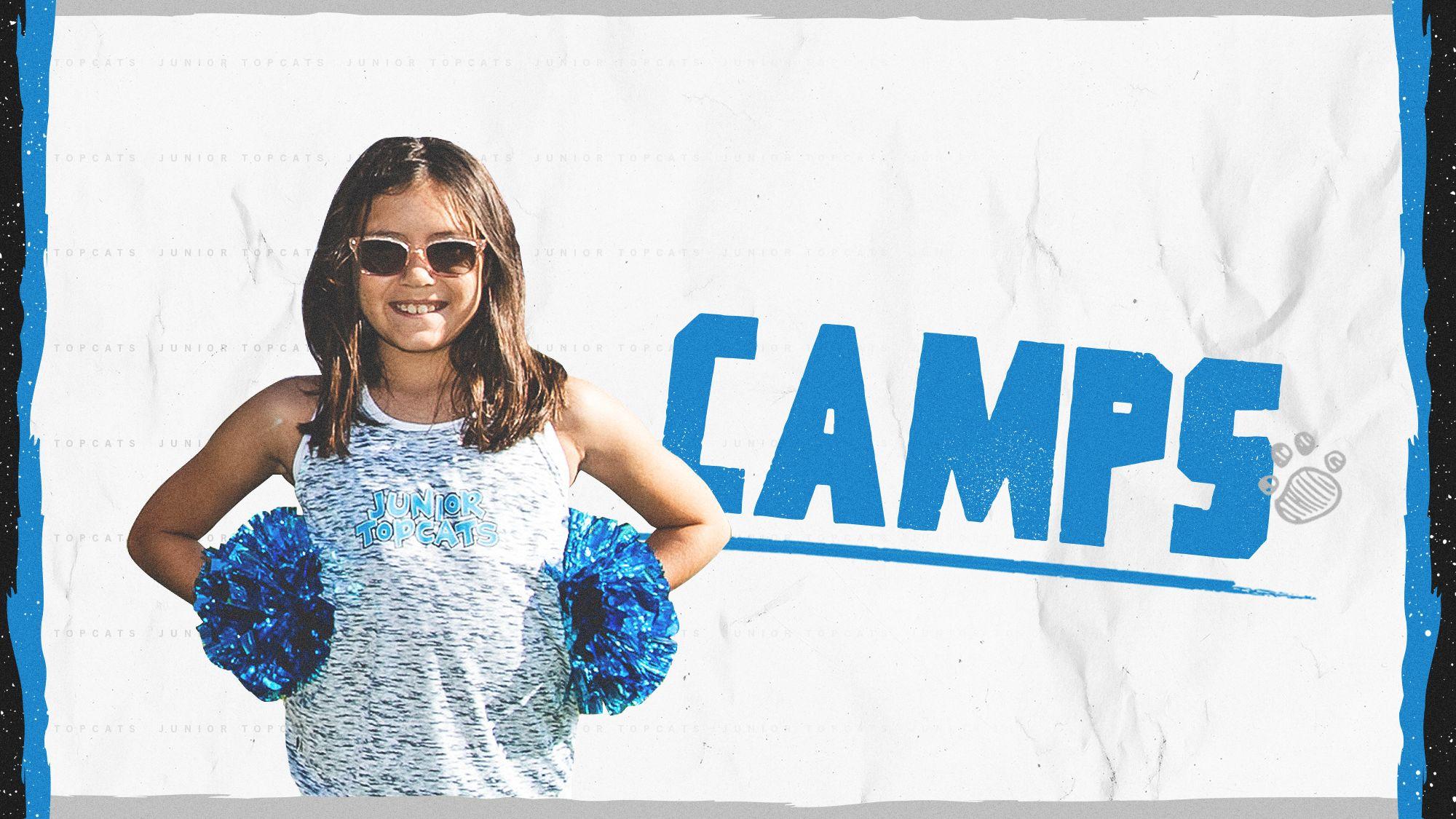 Junior TopCats Camps