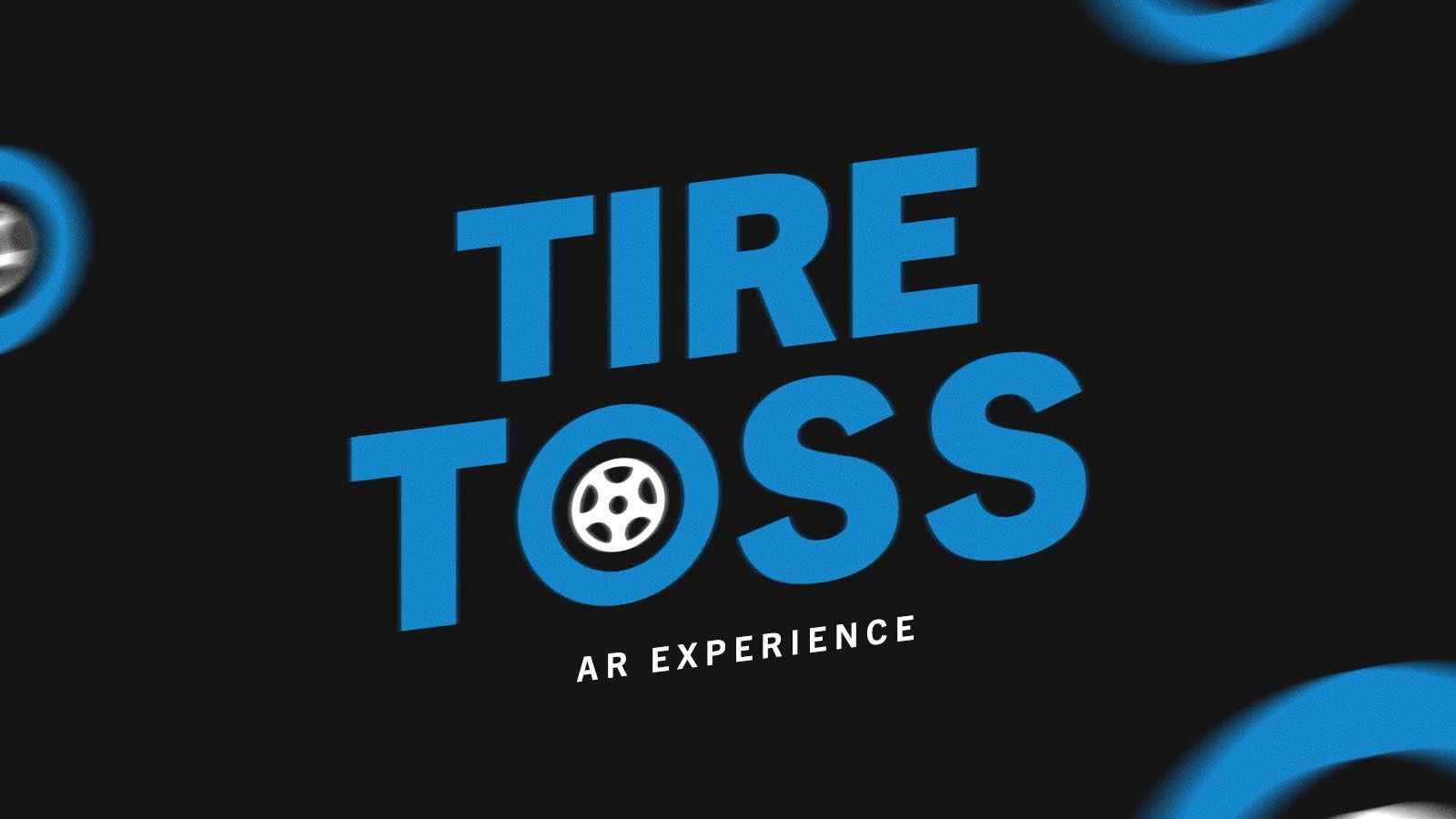 AR Tire Toss