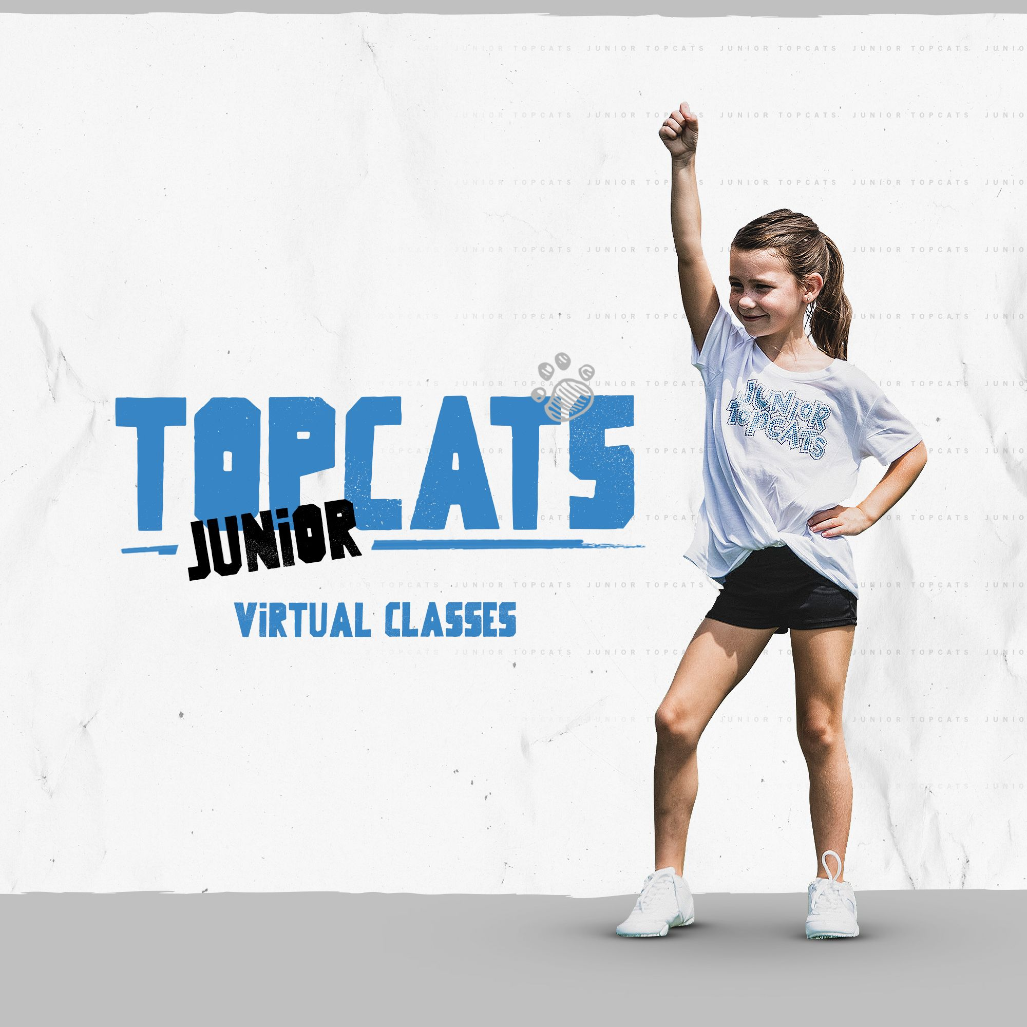 Junior TopCats Virtual Classes