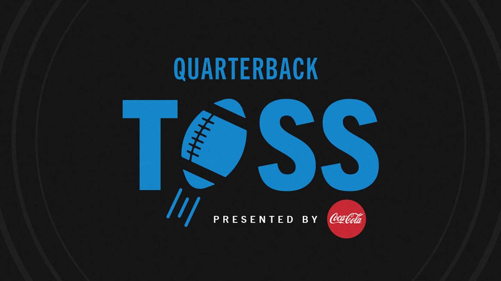 Coca-Cola Quarterback Toss