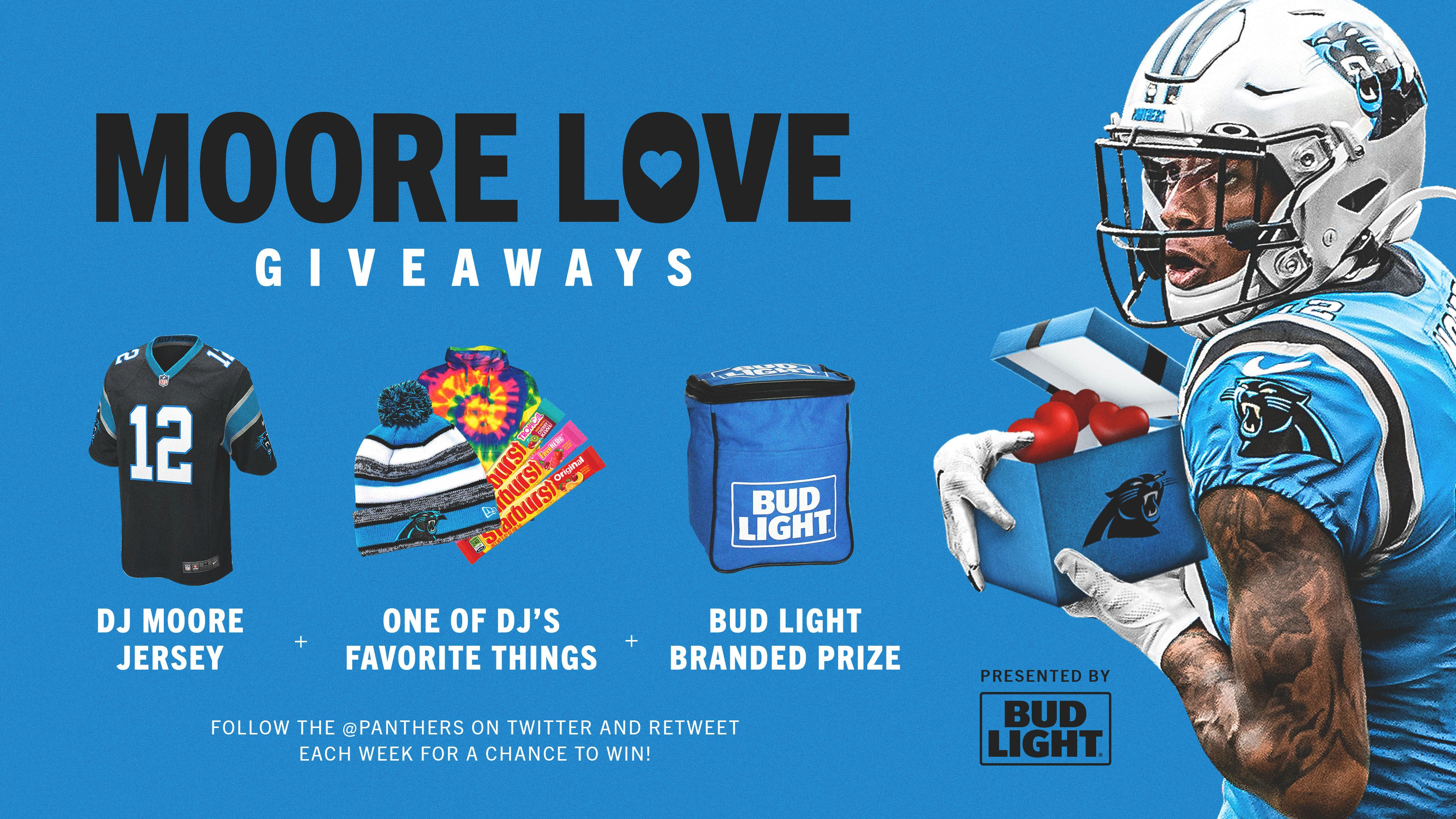 Moore Love Giveaways