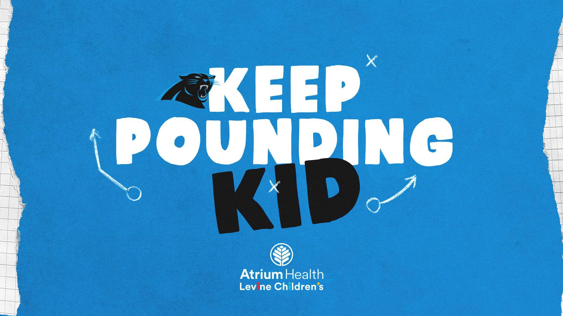 Keep Pounding Kid