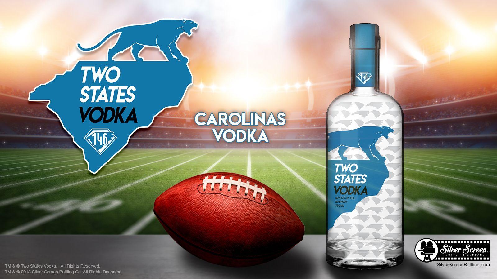 Two States Vodka