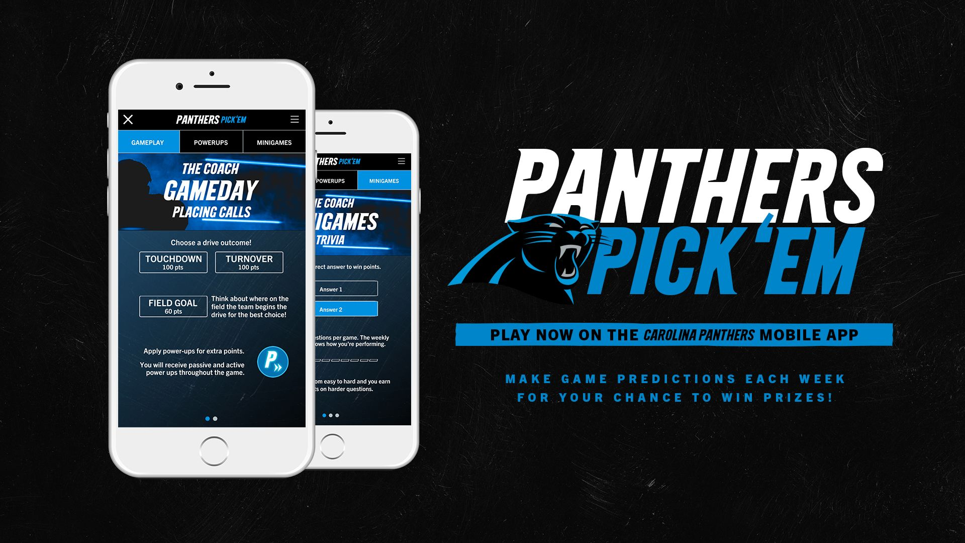 Panthers Pick'Em