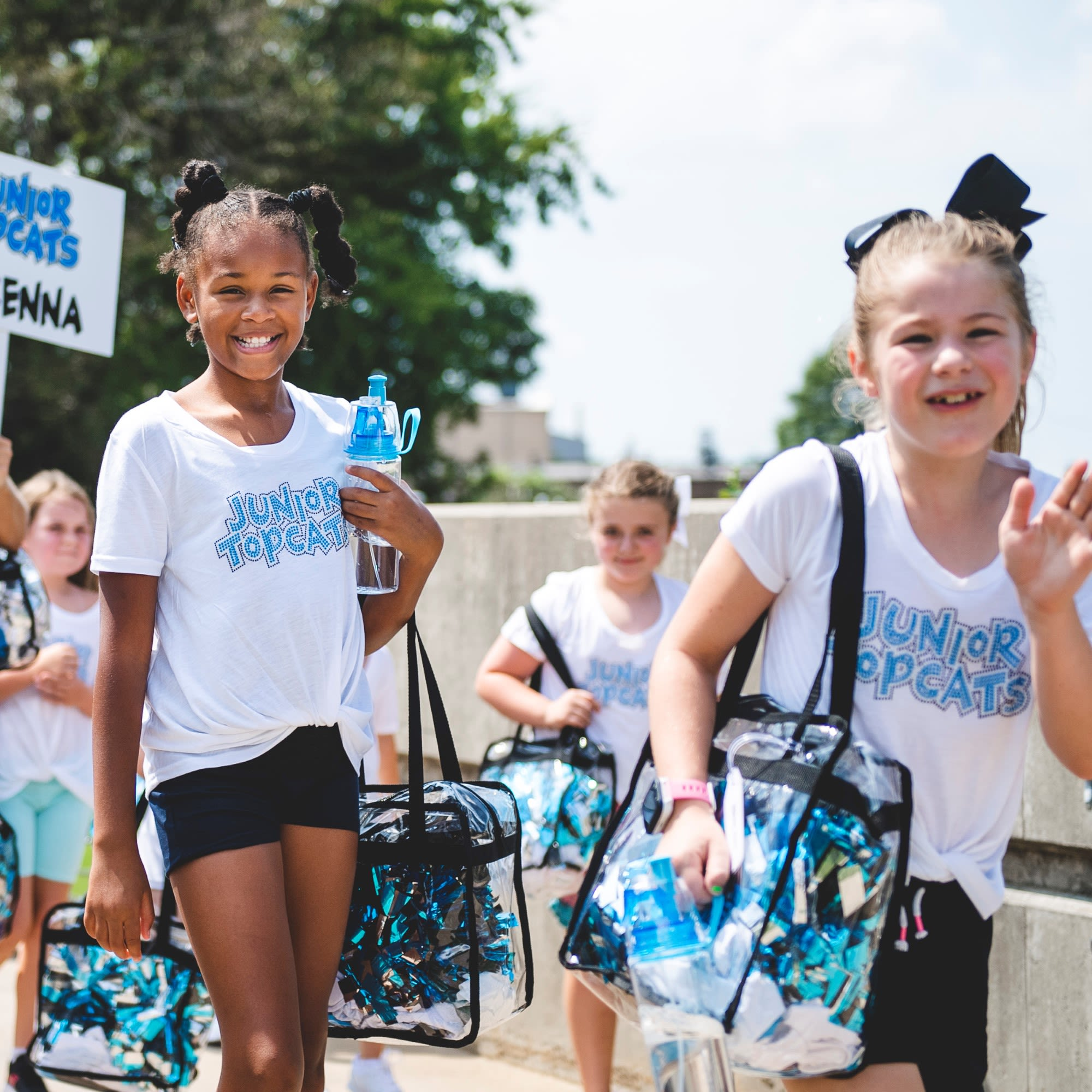 Junior TopCats Summer Camp