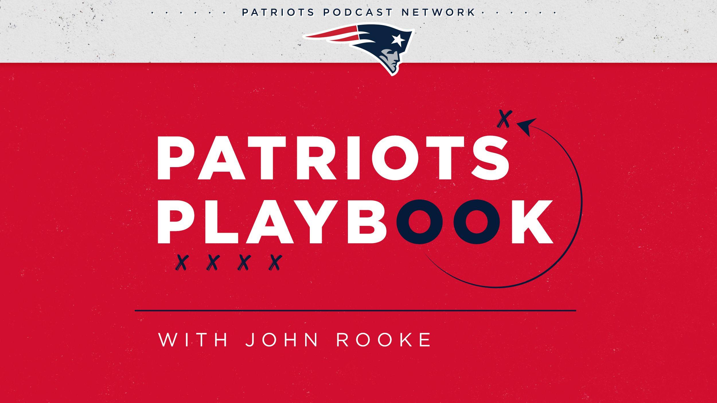 Patriots Playbook (Live Thursdays In-Season, 2pm ET)