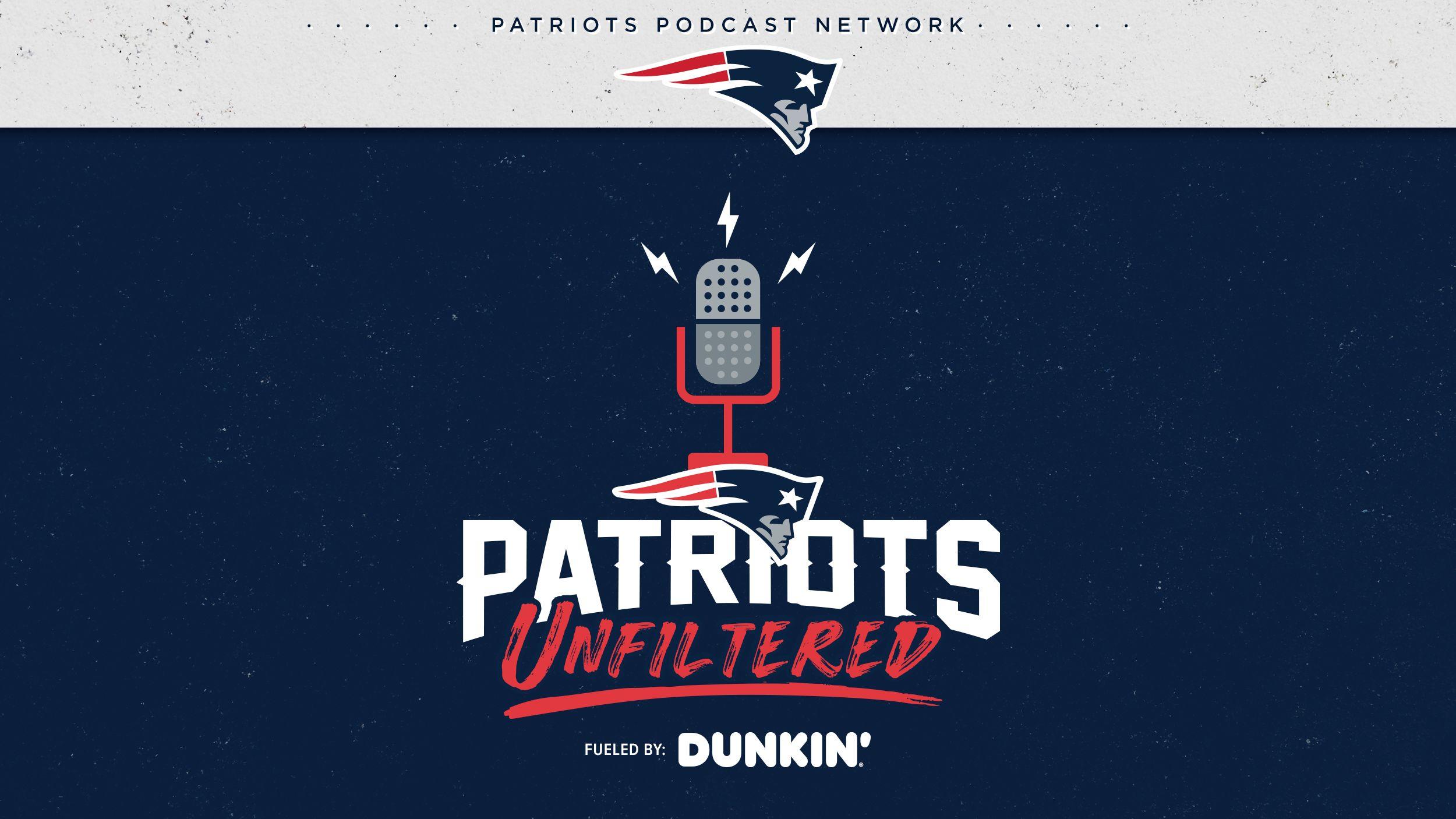 Patriots Unfiltered (Live Tuesday - Thursday, 12pm ET)